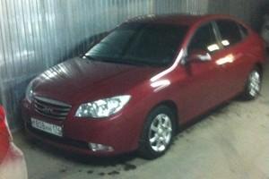 Подержанный автомобиль Hyundai Elantra, отличное состояние, 2010 года выпуска, цена 490 000 руб., Челябинск
