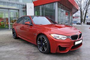 Авто BMW M3, 2014 года выпуска, цена 3 650 000 руб., Москва