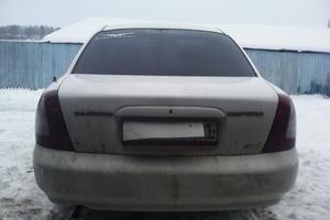 Автомобиль Daewoo Nubira, среднее состояние, 1999 года выпуска, цена 50 000 руб., Новомосковск
