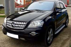 Автомобиль Mercedes-Benz M-Класс, отличное состояние, 2005 года выпуска, цена 1 199 000 руб., Челябинск