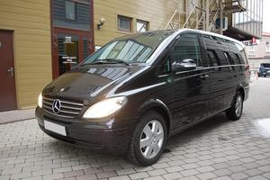 Авто Mercedes-Benz Viano, 2009 года выпуска, цена 999 000 руб., Санкт-Петербург