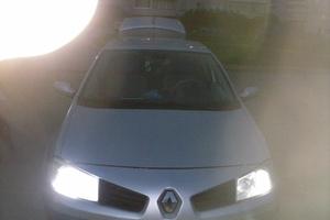 Подержанный автомобиль Renault Megane, хорошее состояние, 2006 года выпуска, цена 275 000 руб., Трехгорный