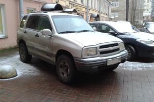 Автомобиль Chevrolet Tracker, хорошее состояние, 1999 года выпуска, цена 260 000 руб., Санкт-Петербург