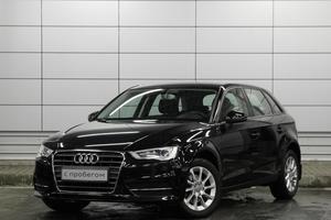 Авто Audi A3, 2014 года выпуска, цена 970 000 руб., Санкт-Петербург