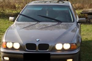 Автомобиль BMW 5 серия, хорошее состояние, 1996 года выпуска, цена 270 000 руб., Смоленск