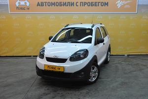 Авто Chery IndiS, 2013 года выпуска, цена 273 680 руб., Москва