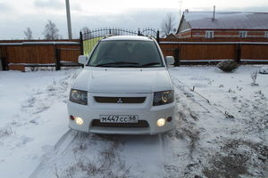 Автомобиль Mitsubishi RVR, отличное состояние, 2000 года выпуска, цена 420 000 руб., Москва