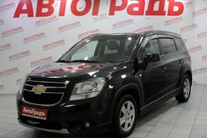 Авто Chevrolet Orlando, 2013 года выпуска, цена 625 000 руб., Москва
