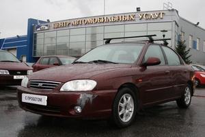 Авто Kia Spectra, 2008 года выпуска, цена 250 000 руб., Санкт-Петербург