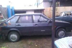 Автомобиль ВАЗ (Lada) 2109, среднее состояние, 2001 года выпуска, цена 55 000 руб., Набережные Челны