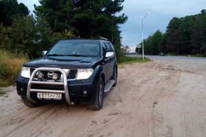 Подержанный автомобиль Nissan Pathfinder, отличное состояние, 2007 года выпуска, цена 950 000 руб., Сургут