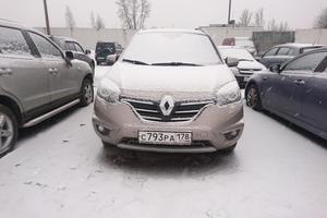 Авто Renault Koleos, 2014 года выпуска, цена 930 000 руб., Санкт-Петербург