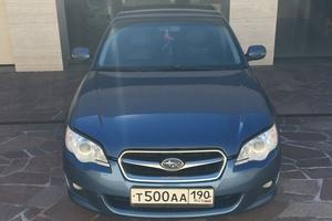 Подержанный автомобиль Subaru Legacy, хорошее состояние, 2007 года выпуска, цена 600 000 руб., Дмитров