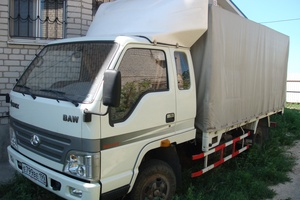Автомобиль BAW Fenix, отличное состояние, 2010 года выпуска, цена 550 000 руб., Краснодар