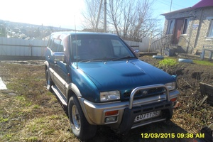 Автомобиль Nissan Mistral, хорошее состояние, 1994 года выпуска, цена 240 000 руб., Липецк