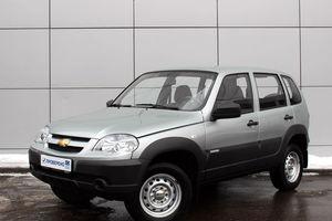 Авто Chevrolet Niva, 2014 года выпуска, цена 499 000 руб., Москва