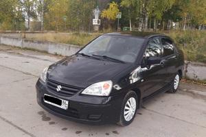 Подержанный автомобиль Suzuki Liana, среднее состояние, 2007 года выпуска, цена 260 000 руб., Ханты-Мансийск