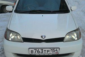Автомобиль Toyota Platz, отличное состояние, 2002 года выпуска, цена 260 000 руб., Новосибирск
