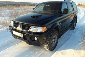 Подержанный автомобиль Mitsubishi Pajero Sport, хорошее состояние, 2008 года выпуска, цена 750 000 руб., Набережные Челны