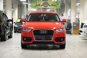 Подержанный автомобиль Audi Q3, отличное состояние, 2014 года выпуска, цена 1 255 555 руб., Москва