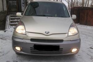 Автомобиль Toyota Fun Cargo, отличное состояние, 2000 года выпуска, цена 220 000 руб., Красноярск