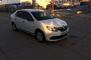 Подержанный автомобиль Renault Logan, отличное состояние, 2015 года выпуска, цена 520 000 руб., Сургут