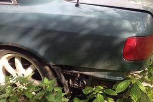 Подержанный автомобиль Audi S8, среднее состояние, 1998 года выпуска, цена 100 000 руб., Подольск