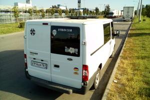Автомобиль Ford Transit Custom, хорошее состояние, 2008 года выпуска, цена 500 000 руб., Ростов-на-Дону