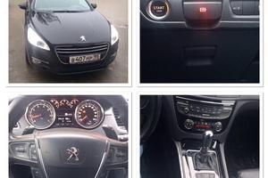 Автомобиль Peugeot 508, отличное состояние, 2012 года выпуска, цена 690 000 руб., республика Дагестан