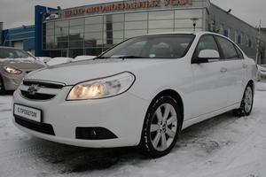 Авто Chevrolet Epica, 2010 года выпуска, цена 470 000 руб., Санкт-Петербург