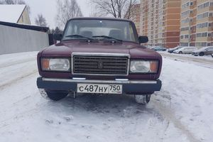 Подержанный автомобиль ВАЗ (Lada) 2107, отличное состояние, 2000 года выпуска, цена 57 000 руб., Щелково