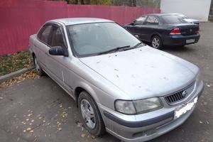Автомобиль Nissan Sunny, среднее состояние, 2000 года выпуска, цена 150 000 руб., Москва