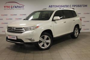 Авто Toyota Highlander, 2012 года выпуска, цена 1 400 050 руб., Казань