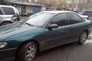 Подержанный автомобиль Opel Omega, хорошее состояние, 1994 года выпуска, цена 130 000 руб., Челябинск