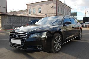 Авто Audi A8, 2010 года выпуска, цена 1 299 000 руб., Санкт-Петербург