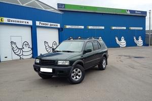Автомобиль Opel Frontera, отличное состояние, 1999 года выпуска, цена 250 000 руб., Железнодорожный