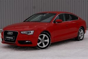 Подержанный автомобиль Audi A5, отличное состояние, 2014 года выпуска, цена 1 399 000 руб., Москва