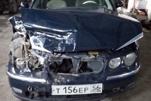 Автомобиль Rover 75, битый состояние, 2000 года выпуска, цена 100 000 руб., Оренбург