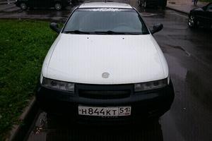 Автомобиль Opel Calibra, среднее состояние, 1990 года выпуска, цена 70 000 руб., Псков