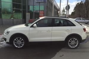 Подержанный автомобиль Audi Q3, отличное состояние, 2013 года выпуска, цена 1 420 000 руб., Екатеринбург