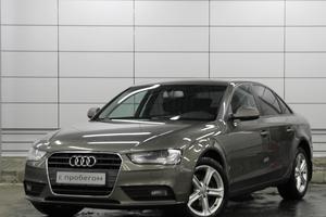 Авто Audi A4, 2014 года выпуска, цена 1 205 000 руб., Санкт-Петербург