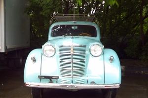 Автомобиль Москвич 401, отличное состояние, 1955 года выпуска, цена 285 000 руб., Москва