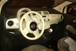 Автомобиль Fiat 500, хорошее состояние, 2008 года выпуска, цена 250 000 руб., Санкт-Петербург