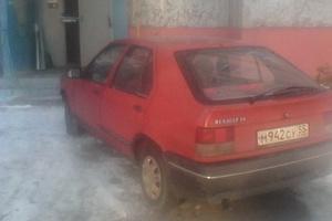 Автомобиль Renault 19, хорошее состояние, 1989 года выпуска, цена 50 000 руб., Омск