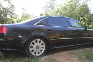 Автомобиль Audi A8, битый состояние, 2006 года выпуска, цена 600 000 руб., Королев