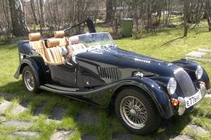 Автомобиль Morgan Plus 4, отличное состояние, 2007 года выпуска, цена 5 250 000 руб., Санкт-Петербург