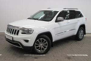 Авто Jeep Grand Cherokee, 2013 года выпуска, цена 2 090 000 руб., Санкт-Петербург