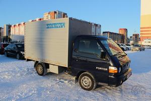 Авто Hyundai Porter, 2007 года выпуска, цена 235 000 руб., Тюмень