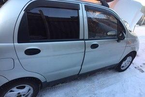 Подержанный автомобиль Daewoo Matiz, хорошее состояние, 2007 года выпуска, цена 92 000 руб., Троицк