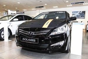 Авто Hyundai Solaris, 2016 года выпуска, цена 918 900 руб., Москва